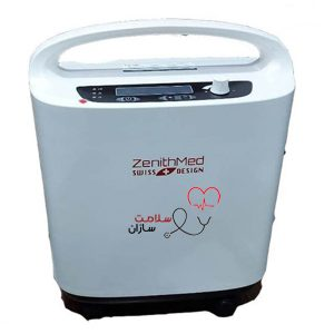 اکسیژن ساز 5.5 لیتری زنیت مد مدل OC700