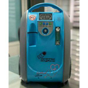 اکسیژن ساز 3 لیتری زنیت مد مدل پرتابل