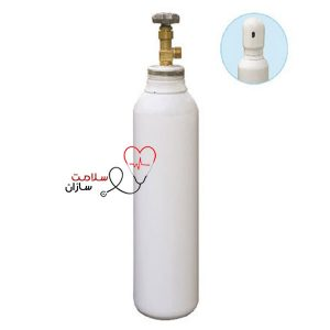 کپسول اکسیژن خانگی 10 لیتری آهنی چینی