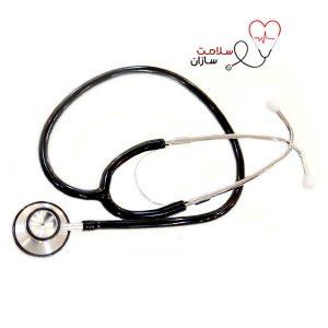 گوشی پزشکی دو پاویون رینگ دار زنیت مد ZTH 3022