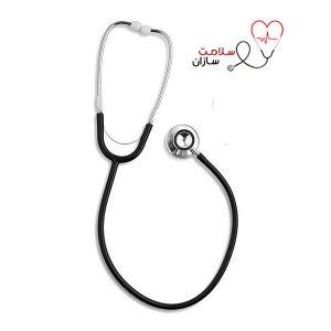 گوشی پزشکی دو پاویون ساده رینگ دار زنیت مد ZTH 3021